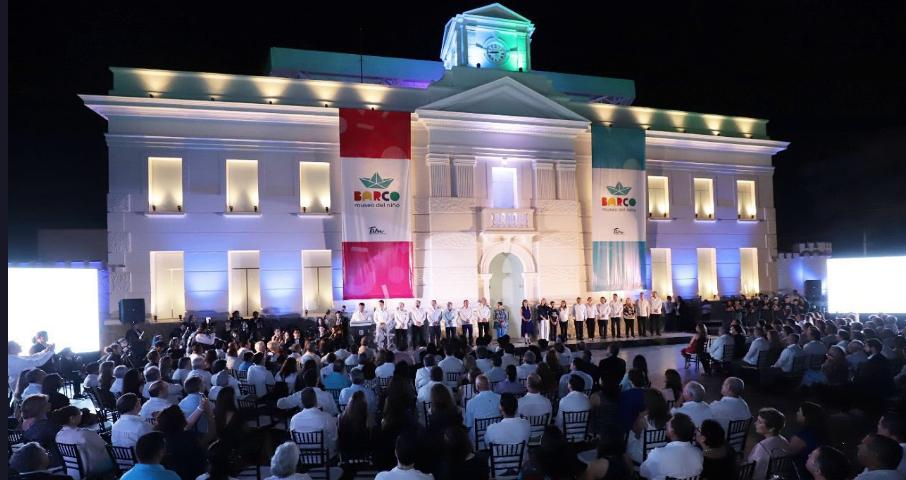Francisco García inaugura Museo del Niño en Tampico