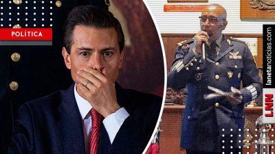 Exjefe de escoltas de Peña comparece ante juez por huachicoleo