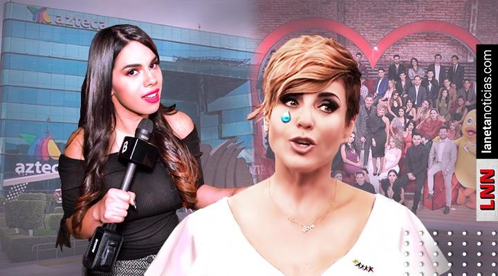 Lizbeth Rodríguez llegaría a TV Azteca ¡para salvar a Enamorándonos!