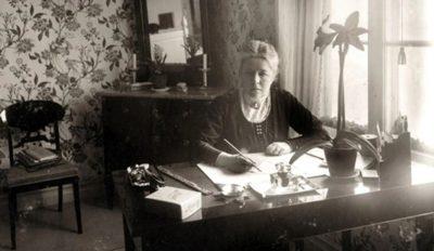 Selma Lagerlöf: la primera mujer que recibió el Premio Nobel de Literatura