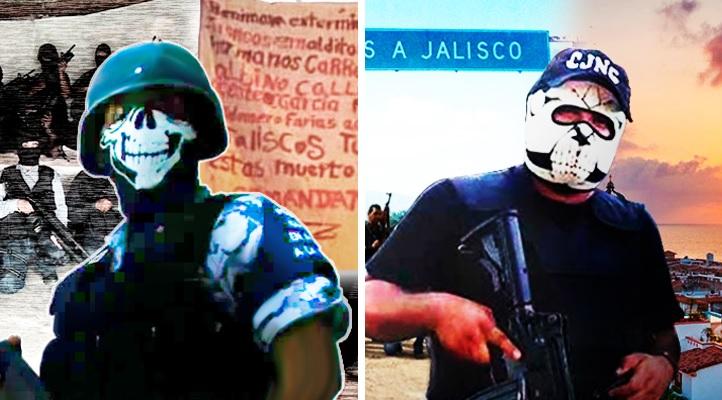 CJNG y Los Zetas: el origen de la guerra entre cárteles que azota a Veracruz
