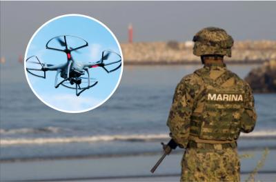Semar revela que podría estrenar dron en 2020