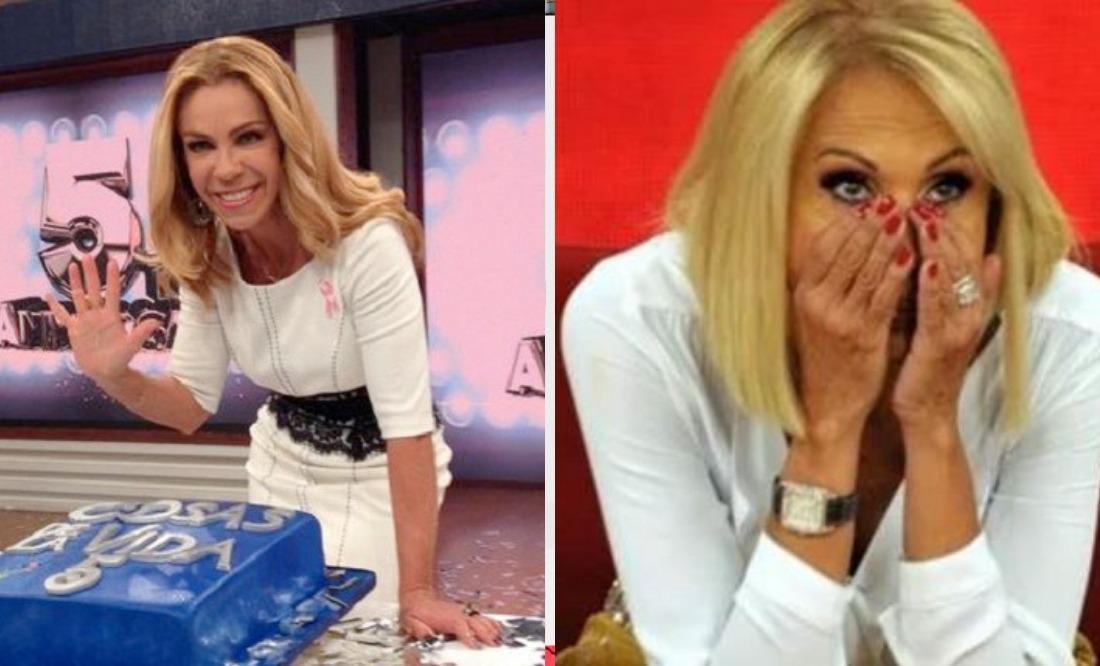 Rocío Sánchez Azuara le come el mandado a Laura Bozzo; estrenará programa
