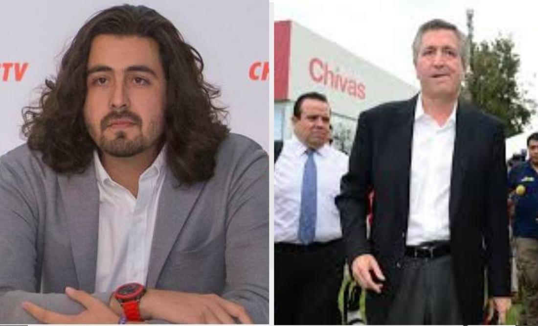 Destapan delicado estado de salud de Jorge Vergara y su hijo rompe el silencio