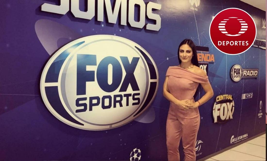 Valeria Marín abandona a Fox Sports y llega a Televisa tras despidos