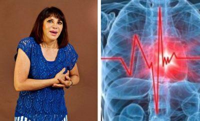 Tras sufrir tercer infarto, La Pelangocha rompe el silencio