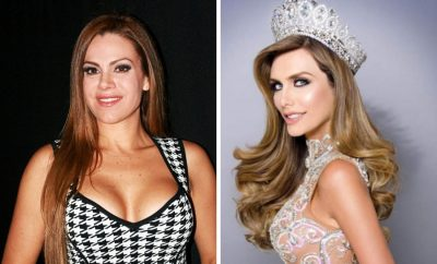 Luz Elena González explica qué piensa sobre transexuales en concursos de belleza