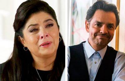 'Ya que me supere': Eugenio Derbez manda mensaje a Victoria Ruffo