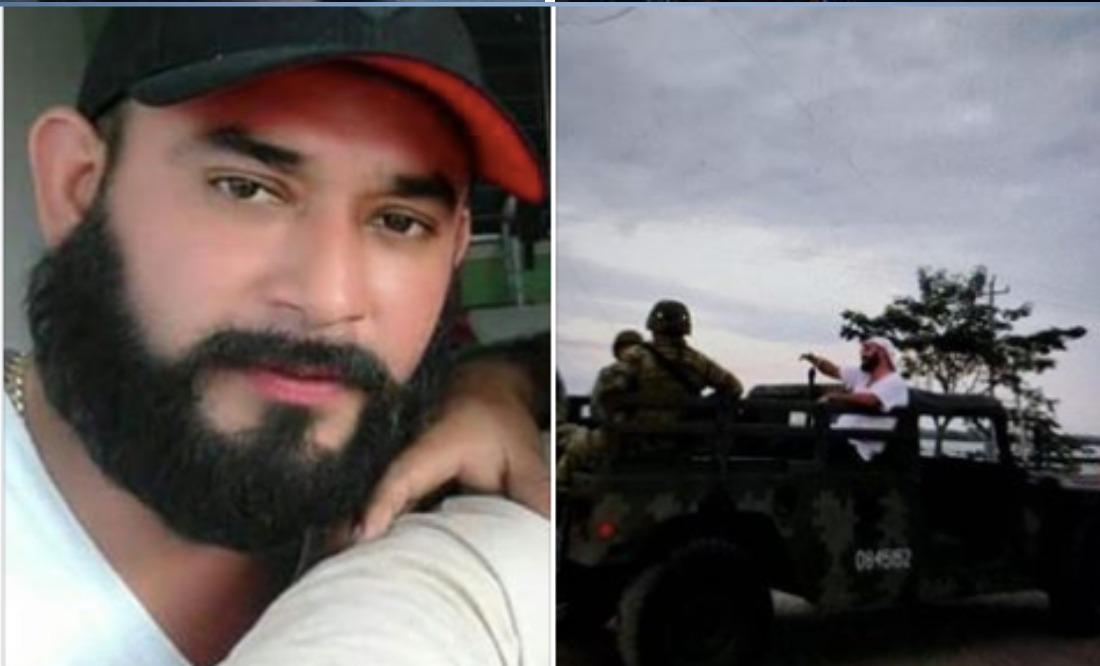 El Mataniños del CJNG:  presunto autor material del ataque de Minatitlán