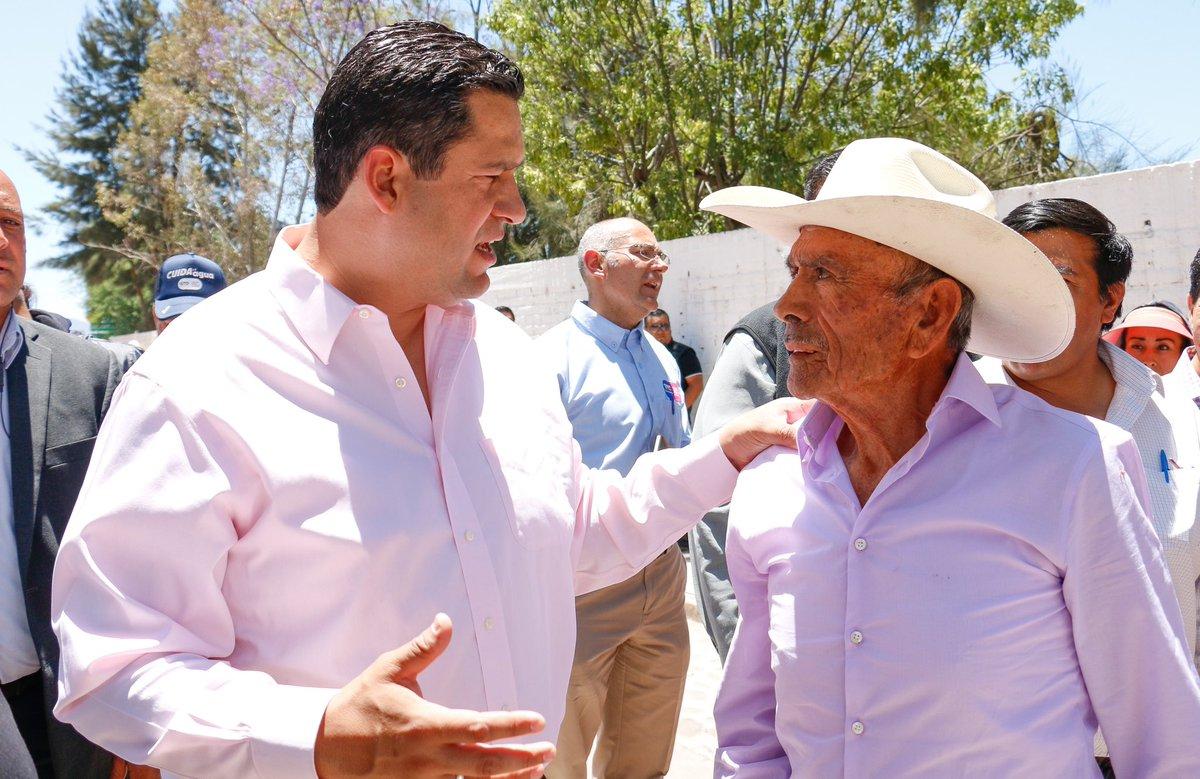 Diego Sinhue anuncia obras de infraestructura deportiva, vial y cultural