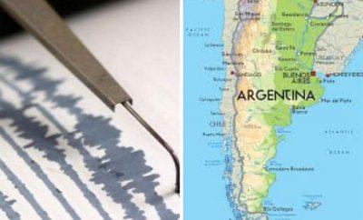 No sólo tembló en México; reportan sismo de 5.1 grados en Argentina