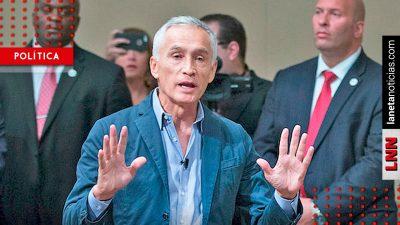 Jorge Ramos comparte noticia falsa que publicó El Universal