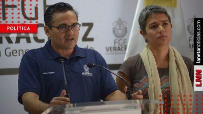 Fiscal de Veracruz manifiesta su apoyo a AMLO