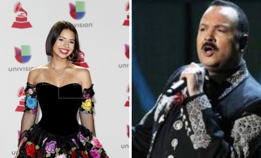Pepe Aguilar estalla contra quienes afirman que Ángela es su preferida