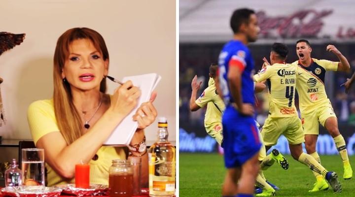 Mhoni Vidente sorprende a la Liga MX acertando predicciones sobre el América