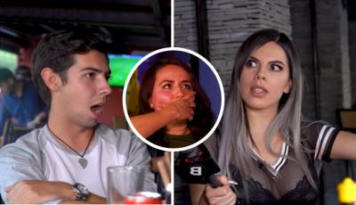 Reviven video de infiel expuesto coqueteando con Lizbeth Rodríguez ante su ex