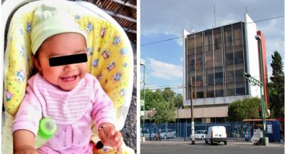 Denuncian robo de bebé en Hospital General; engañaron a sus hermanitos
