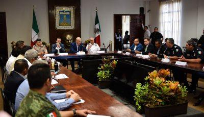 Gobierno de Cuauhtémoc Blanco presenta resultado de operativo de Semana Santa