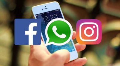 ¡Otra vez! Reportan caída masiva de Facebook, WhatsApp e Instagram