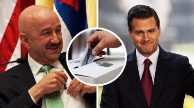 Exhiben plan de Salinas que Fox, Calderón y Peña usaron para comprar votos
