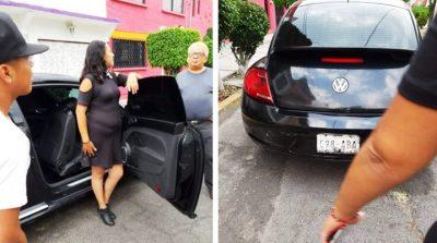 Banda utiliza a 'embarazada' para extorsión; la mujer solo tiene sobrepeso