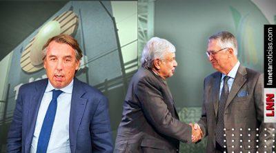 Exhiben crisis que vive Emilio Azcárraga frente a Ricardo Salinas Pliego