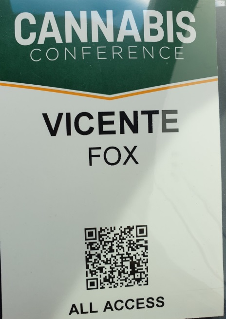 4f52f69b4 Hay que recordar que Vicente Fox realizó una visita a Las Vegas con el  propósito de arribar a la Cannabis Conference 2019 y para tomarse unos días  de ...