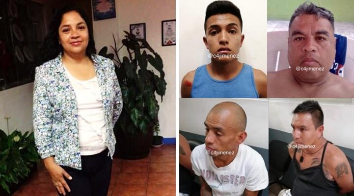 Arrestan a responsables de asesinar a Rosario, madre del pequeño Bruno