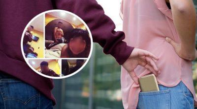Se toman fotos con celular robado; la dueña sube las imágenes a Facebook