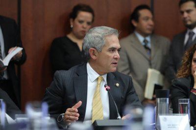 Mancera minimiza el memorándum de AMLO: 'es inconstitucional', dice