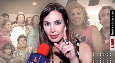 Martha Cristiana señala a productor de TV Azteca por acosarla en Los Sánchez
