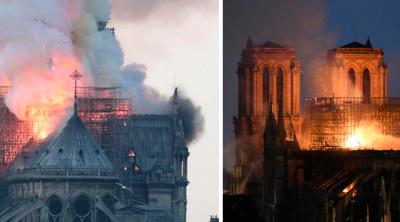 YouTube retransmite por error atentado del 11-S en vez de incendio en Notre Dame