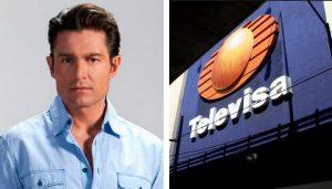 Fernando Colunga sorprende y reaparece tras polémica de exclusividad en Televisa. Noticias en tiempo real