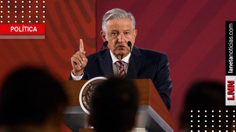 AMLO asegura que la economía va bien pese a pronóstico de Banxico