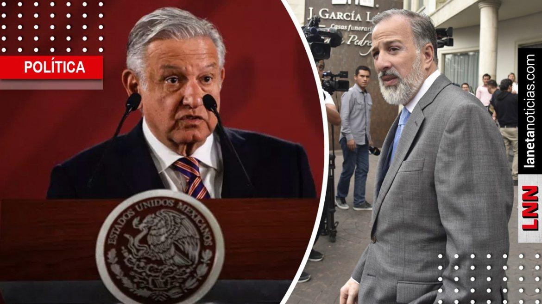 AMLO aclara que Meade no participó en contrato firmado por HSBC y Pemex