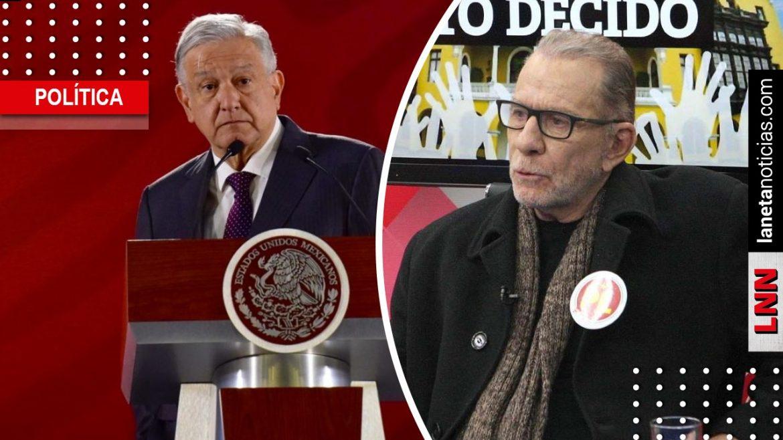 Ricardo Belmont: el empresario peruano que elogió a AMLO en plena conferencia
