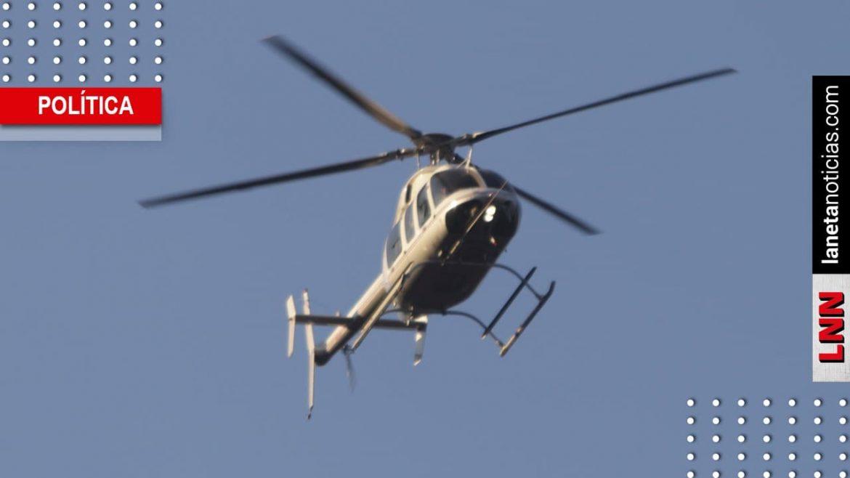 Fallecen 6 tripulantes en desplome del helicóptero de la Semar en SLP