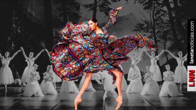 ¡Orgullo nacional! Rusia premia con Alma de la Danza a mexicana Elisa Carrillo. Noticias en tiempo real