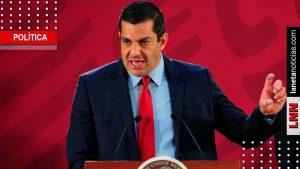 Ricardo Peralta sustituye a Zoé Robledo en la subsecretaría de Gobernación. Noticias en tiempo real