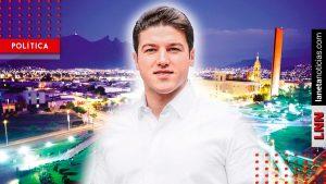 ¡La mejor opción! Samuel García aspira a ser el próximo gobernador de NL. Noticias en tiempo real