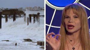 Mhoni Vidente sorprende con temible predicción de huracán para Cancún. Noticias en tiempo real