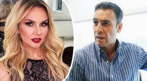 Difunden supuesta venganza de Michelle Vieth en WhatsApp contra su marido. Noticias en tiempo real