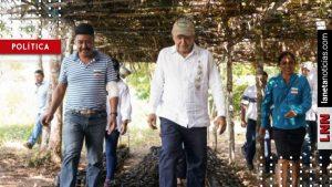 AMLO visitará el vivero forestal militar en Balancán. Noticias en tiempo real