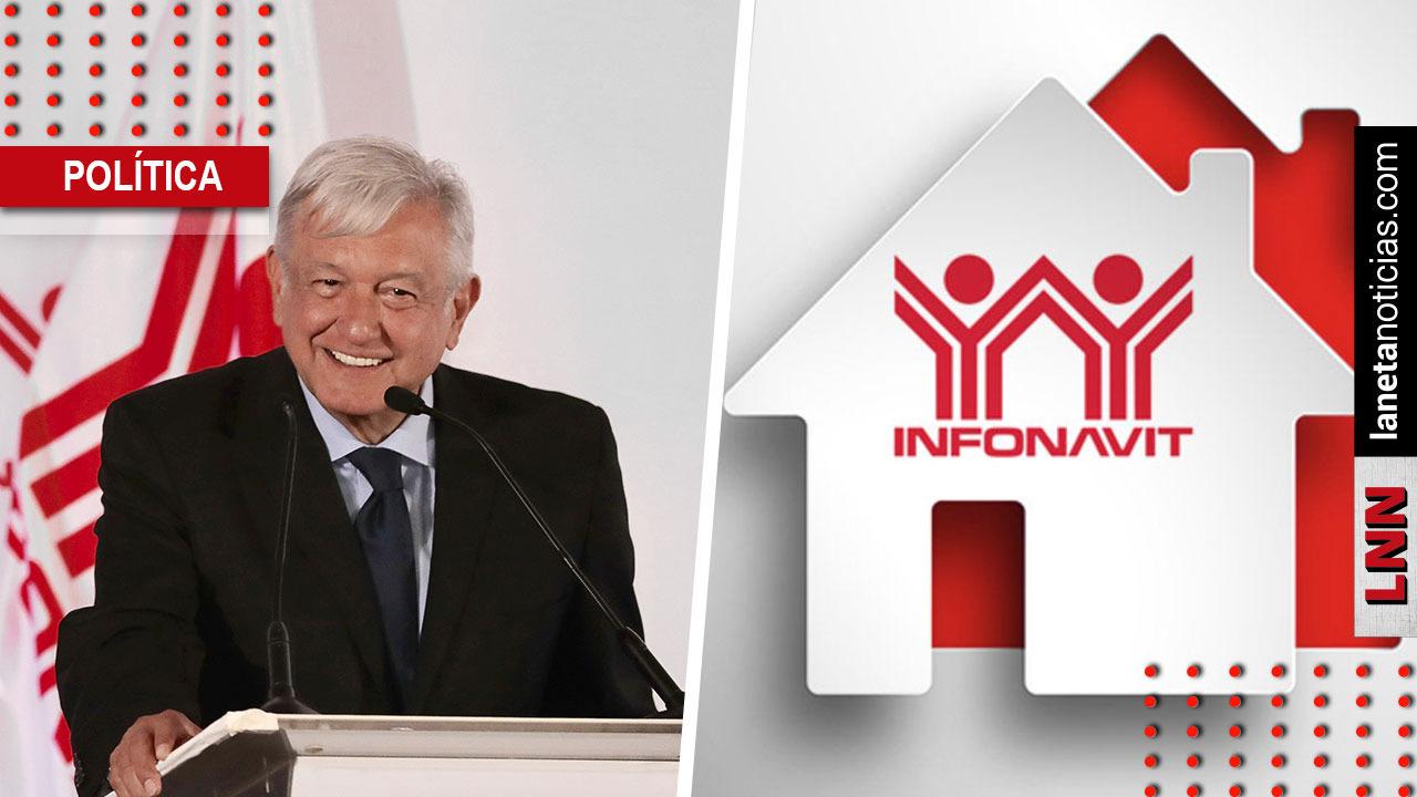 Las estrategias de AMLO para favorecer a trabajadores con Infonavit. Noticias en tiempo real
