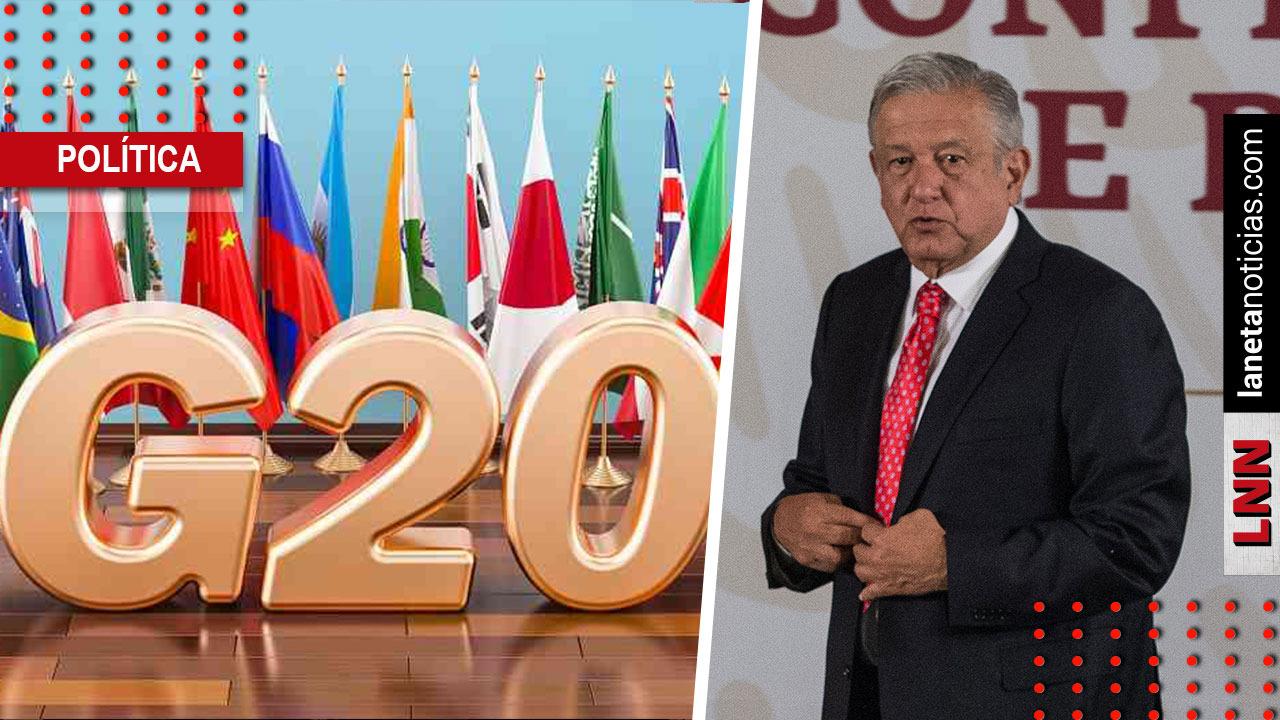 'Desafortunada la ausencia de AMLO en cumbre del G20', asegura Japón. Noticias en tiempo real