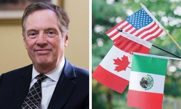 Representante comercial de Estados Unidos señala que EU pronto ratificará el T-MEC. Noticias en tiempo real
