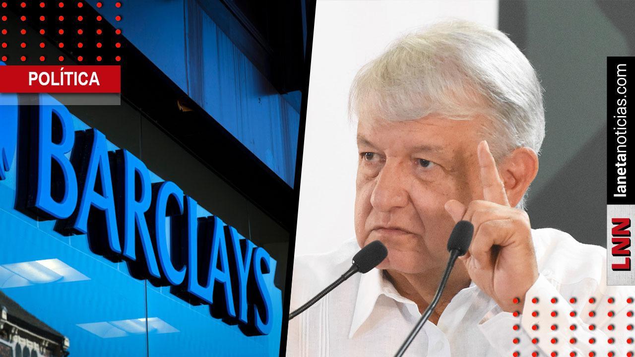 Barclays recorta crecimiento del PIB; prevé que AMLO no impulsará la economía. Noticias en tiempo real