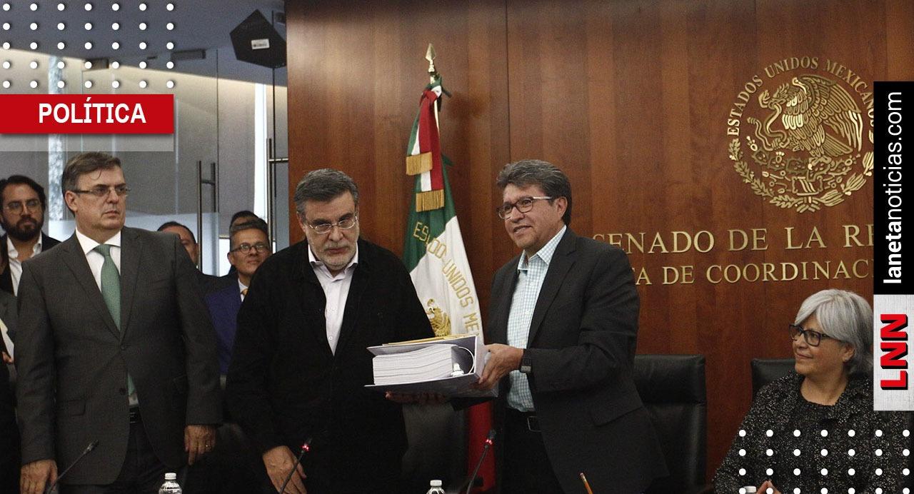 Ricardo Monreal celebra aprobación unánime del T-MEC en Comisiones del Senado. Noticias en tiempo real