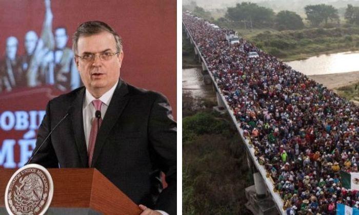 Marcelo Ebrard afirma que México invertirá millones de dólares en El Salvador. Noticias en tiempo real