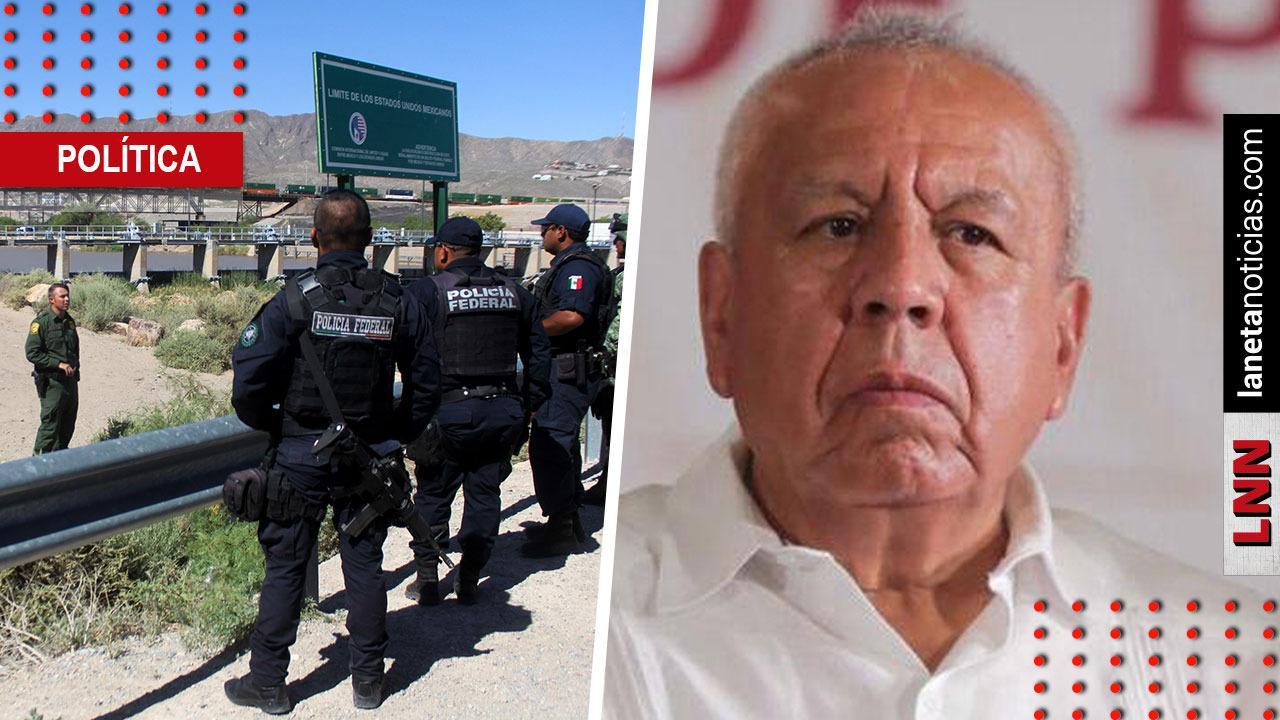 Francisco Garduño se disculpa por llamar fifís a elementos de la Policía. Noticias en tiempo real